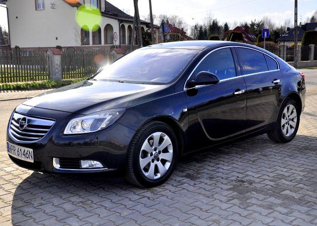 Opel Insignia 2013/14. Salon PL! Pełna historia serwisowa. PRYWATNY.
