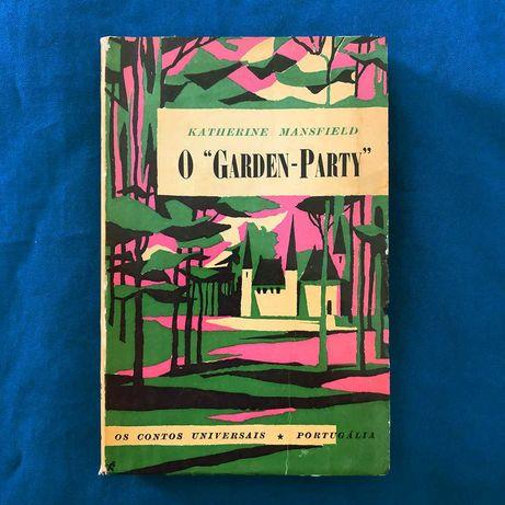 Katherine Mansfield GARDEN PARTY