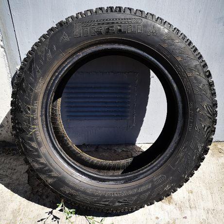 1 зимняя резина Pirelli 175/65 R14 шип б/у идеальная стояла на запаске