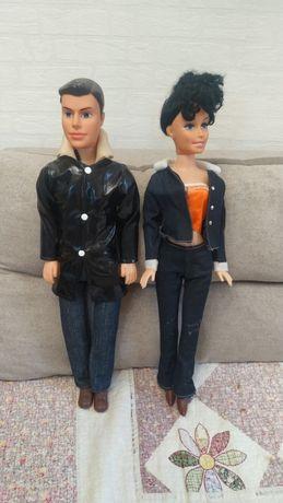 Куклы большие Кен и Барби
