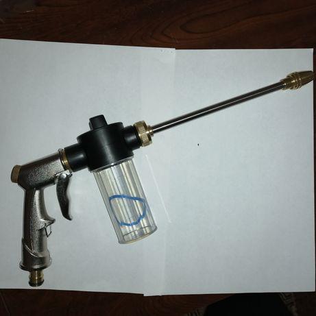 пистолет для домашней мойки
