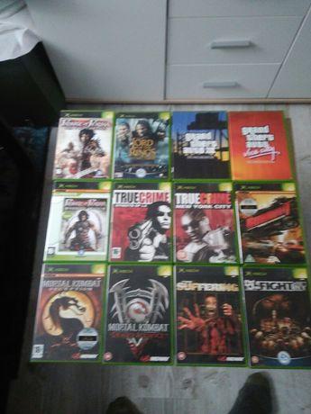 Gry Xbox classic