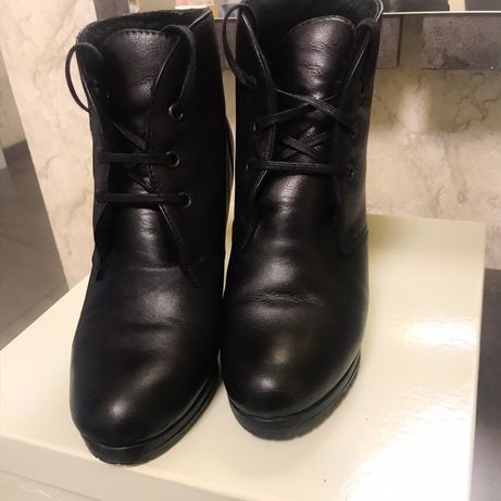 Ботинки на танкетке Fabio Rusconi