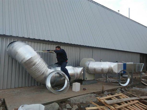 Вентиляция, кондиционирование, тепловые насосы