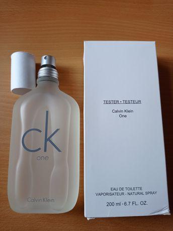 Туалетная вода Calvin Klein CK One 200мл.