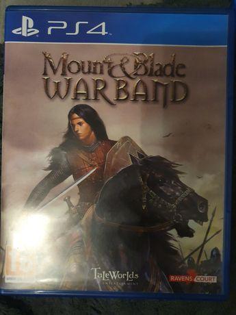 Mount blade war band ps4