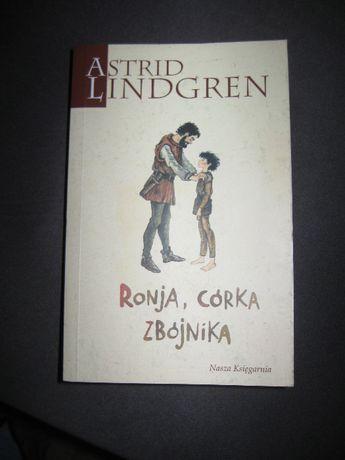 Ronja , córka zbójnika Astrid Lindgren
