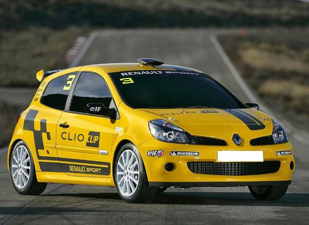 Renault Clio MK3 F1 BODY KIT ! TUNING !!!