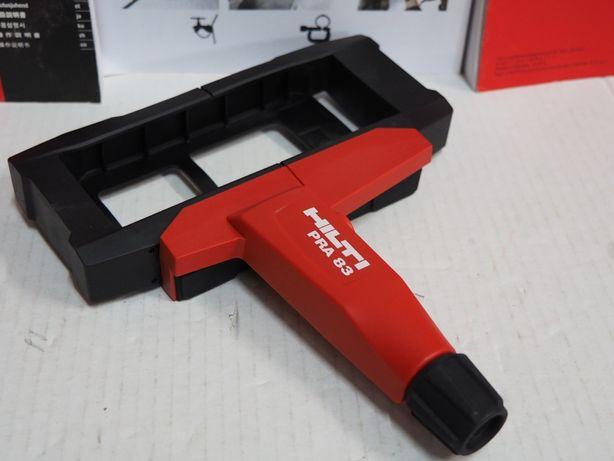 Uchwyt Hilti detektor PRA 83 niwelator PR,PRE,PRI laser 35,30,2,3,300