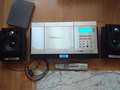 Radio CD USB Zestaw Mini Wieża firmy AEG +Pilot