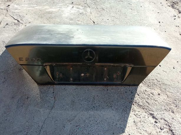 Крышка багажника рестайлиг мерседес w124