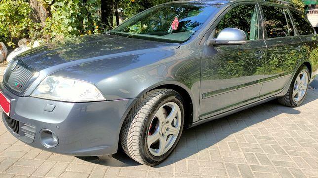 Skoda Octavia A5 RS