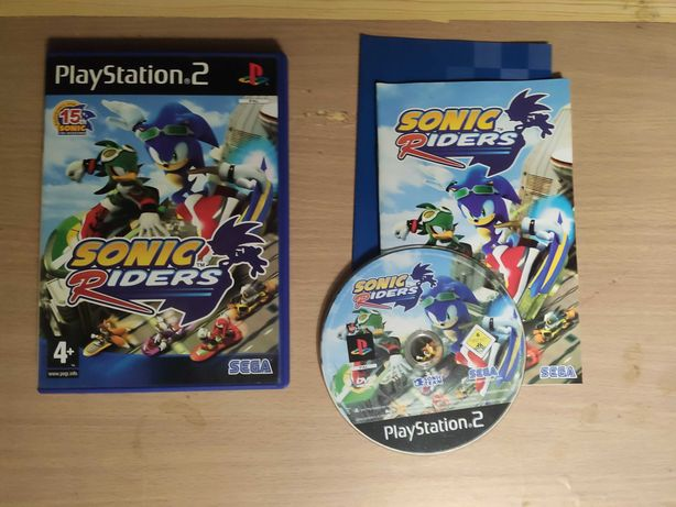 (PS2) Sonic Riders