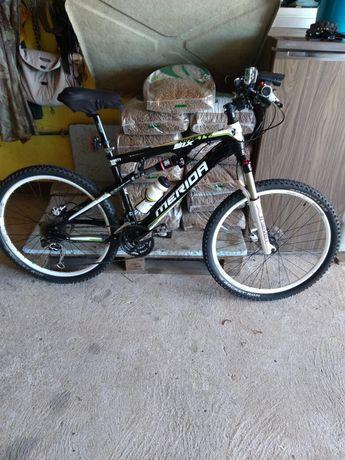 Vendo Bicicleta Suspensão Total.