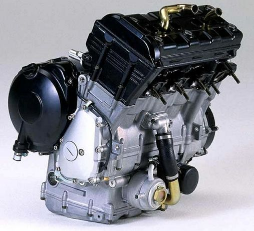 Двигатель Yamaha R1