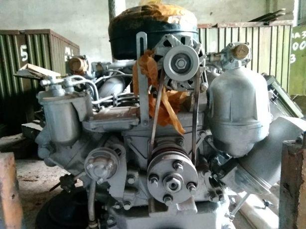 Двигатель ЯМЗ-238 (240л.с.) с хранения