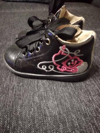 Детские кожаные ботиночки GEOX