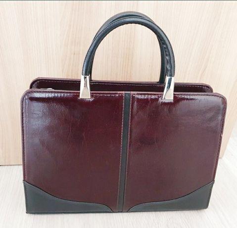 Elegancka torba do pracy