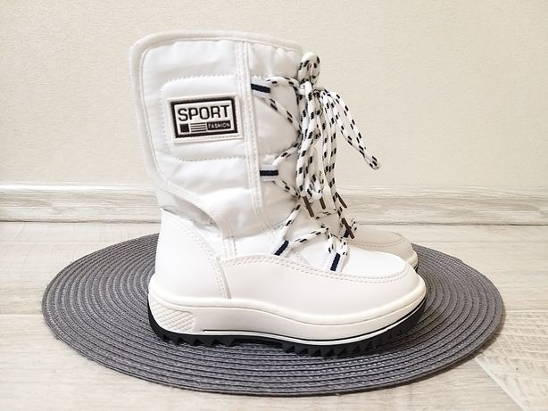 Зимние ботинки дутики для девочки Том М 27-32р