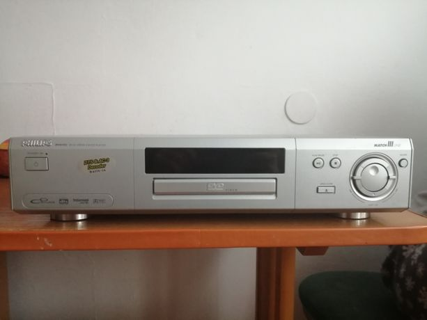 Philips DVD952 DVD/VIDEO CD/CD Player
