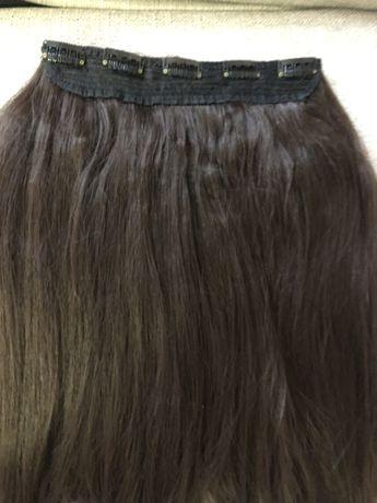 Волосы, Трес, волосы на заколках