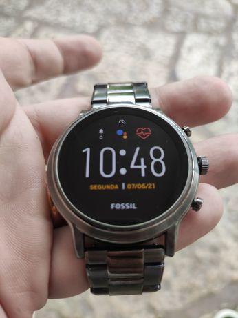 smartwatch Fossil Carlyle Gen 5