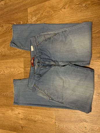 Летние мужские джинсы Denim