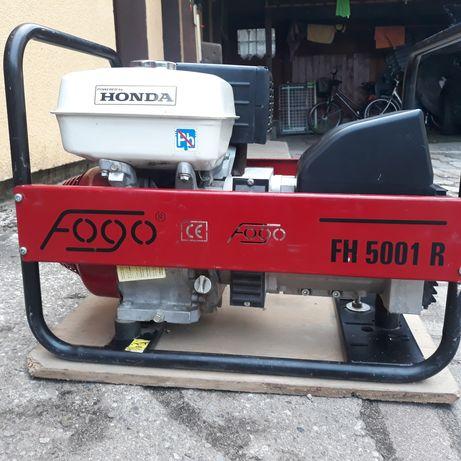 Agregat prądotwórczy Fogo FH 5001 R