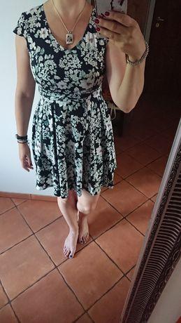 Letnia sukienka w kwiaty Orsay r. 38