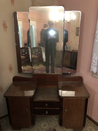Antyczna Toaletka stare meble