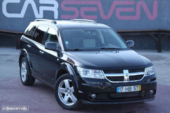 Dodge Journey 2.0 CRD 7Lugares DVD