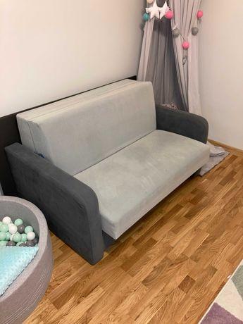 sofa kanapa łóżko tapczan amerykanka