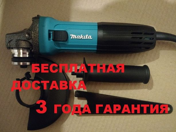 Болгарка Макита 3 года гарант.ЯПОНИЯ Makita