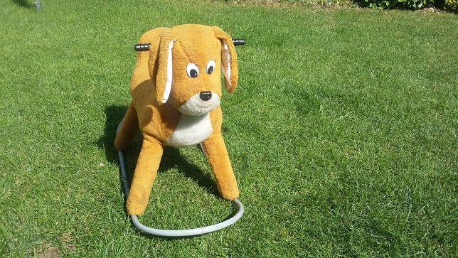 Bujak dla dziecka pies