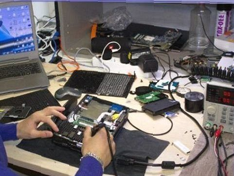 Ремонт компьютеров, ноутбуков. Выезд на дом. Компьютерная помощь