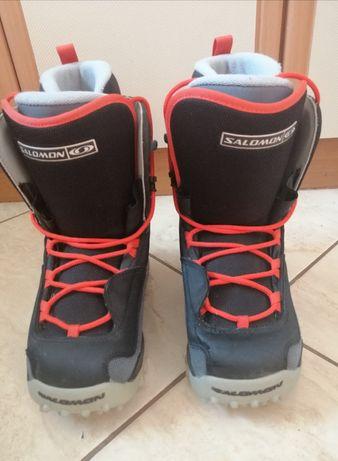 Buty snowboardowe Salomon talapus thermicfit - Okazja