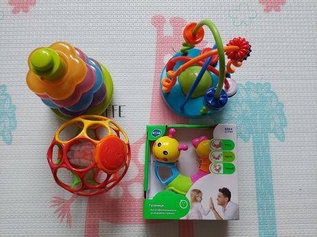 Набор игрушек для детей от 6 месяцев