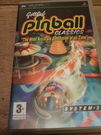 pinball classics psp