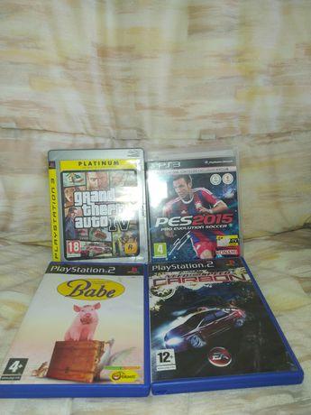 Jogos PlayStation 2 PlayStation 3 lote todo apenas 5€