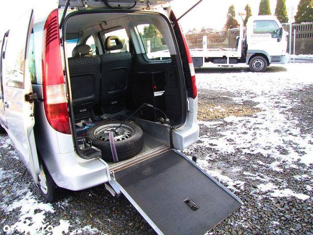 Mercedes-Benz Vaneo Do przewozu osób niepełnosprawnych. Super Stan, Diesel.