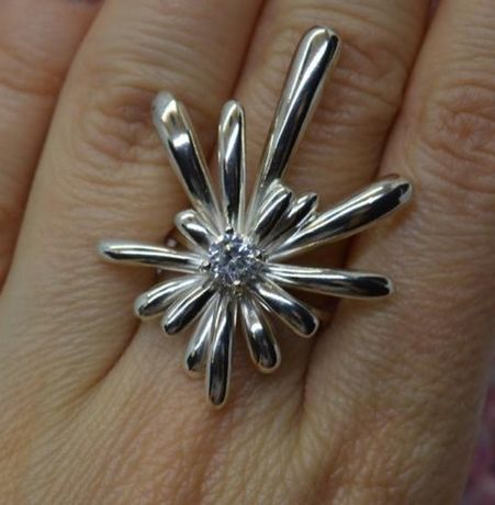 Салют,Супер серебряный комплект