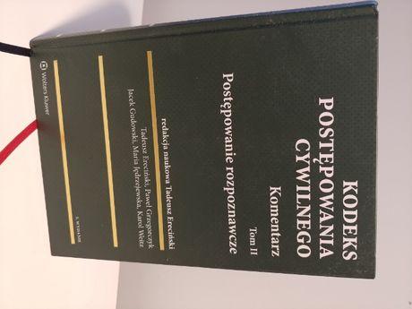 Kodeks postępowania cywilnego. Komentarz. Tom2 FV