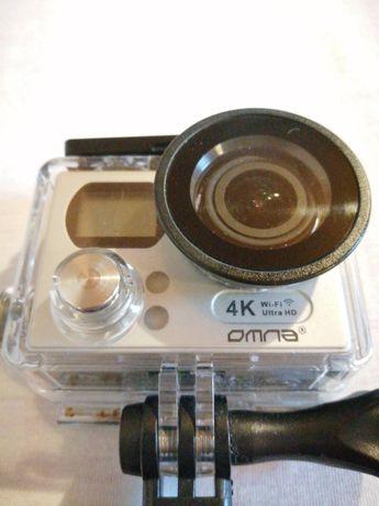 Kamerka omna, 3x akumulator lub Zamiana