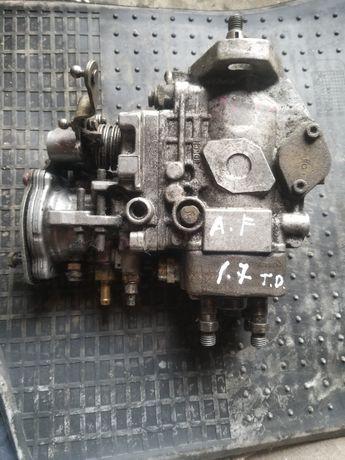 Тнвд оpel Astra F 1.7 TD.