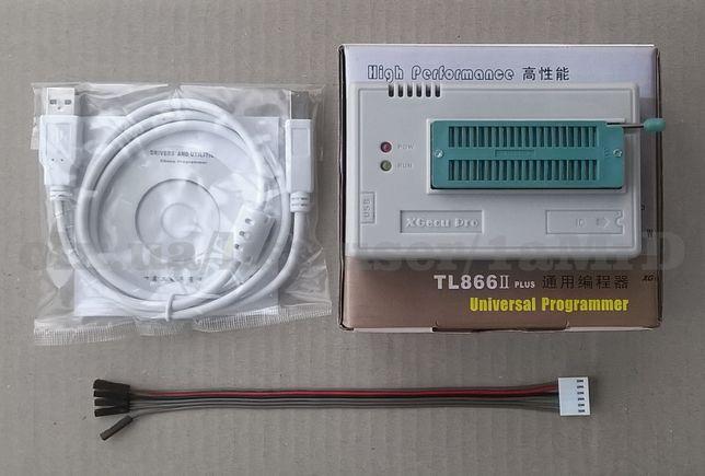 Программатор XGecu TL866II Plus (MiniPro)