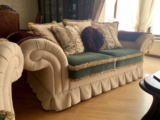 Диван М'ягка частина  ЕКМІ оригінал диван та крісло