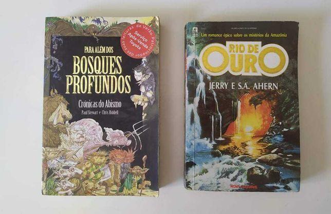 Livros aventura internacionais