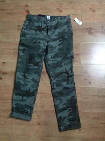 Nowe damskie spodnie firmy Gap! Moro! Obniżka!