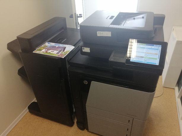 HP MFP M880 drukarka laserowa urządzenie wielofunkcyjne kserokopiarka
