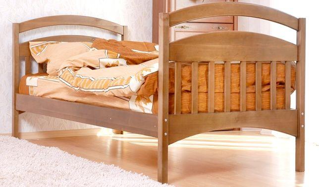 """""""Карина"""" односпальная кровать без бортов.На комплект есть акция."""